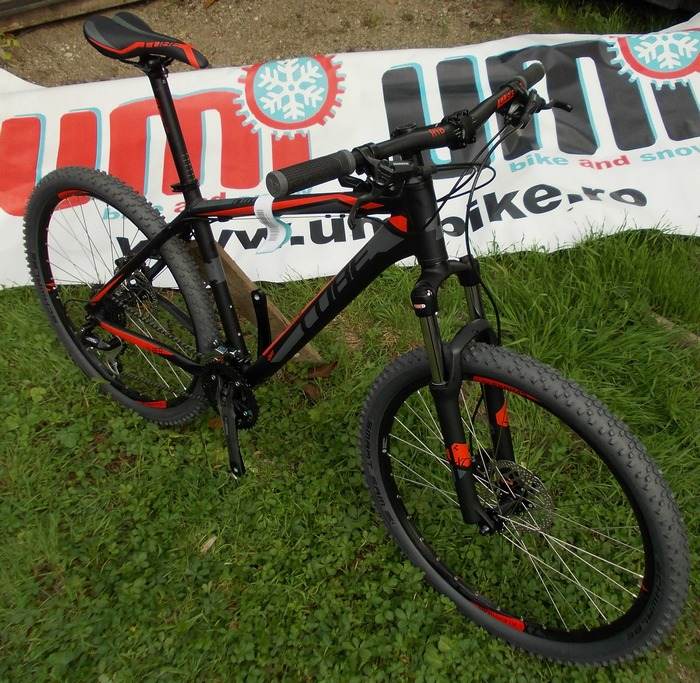 Cube aim 26'' disc SL 2014