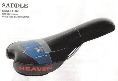 Heaven Sars Saddle