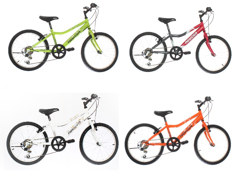 Biciclete NEUZER - 20'' Bobby - Cindy