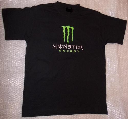 T Shirt Monster
